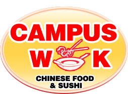 Campus Wok Chinese and Japanese Restaurant, Kalamazoo, MI